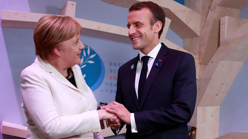 Pariz i Berlin dogovorili buduće zajedničke projekte odbrane