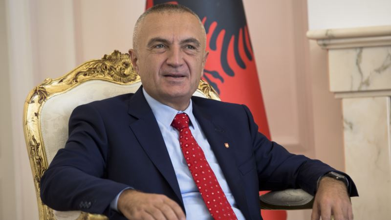 Albanski parlament izglasanom rezolucijom kritikovao šefa države