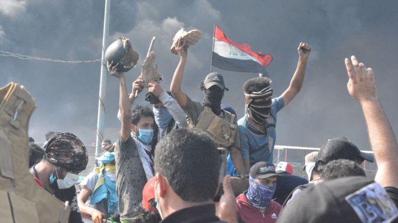 Parlament u Iraku usvojio ostavku premijera posle nasilnih protesta