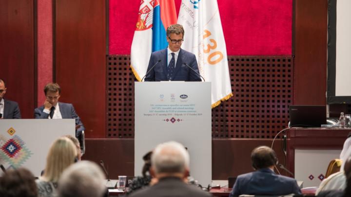 Parlamentarci usvojili Beogradsku deklaraciju