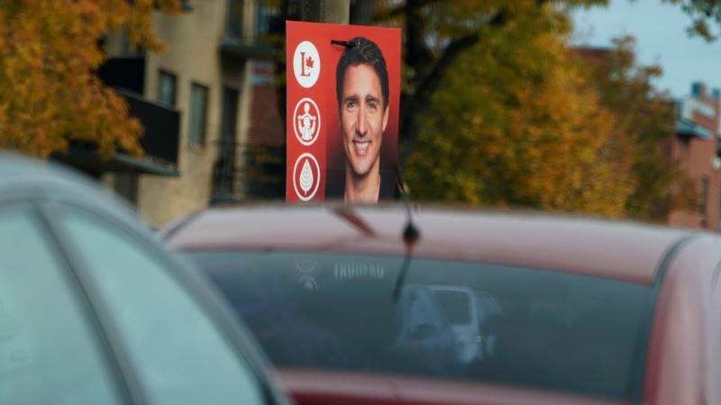 Parlamentarni izbori u Kanadi
