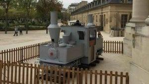 "Parnjača ""Kostolac"" izložena u Parizu"