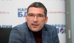Parović: Vrh vlasti od Srbije napravio mafijašku državu