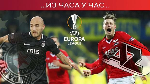 Penal, isključenje, ziceri – Partizan ispustio pobedu u Humskoj