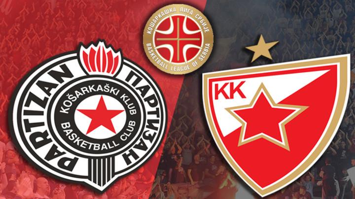 Partizan - Crvena zvezda! Žestoka borba -DRUGI ČIN BORBE ZA TITULU: Partizan posle nezapamćene drame pobedio crveno-bele i izjednačio u finalu73:72