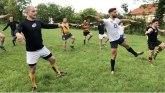 Partizan: Kako su ragbisti crno-belih zaigrali balet