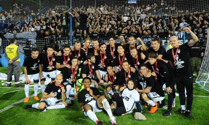 Partizan: Karte za Rudar svim davaocima krvi