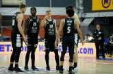 Partizan dočekuje Metro u Ljubljani