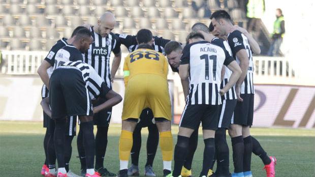 Partizan s penala izbegao poraz u Senti!