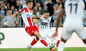"""Partizan i Crvena zvezda podelili """"plen"""""""