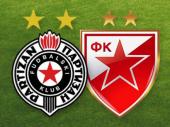 Partizan i Zvezda na derbi izlaze u istim dresovima