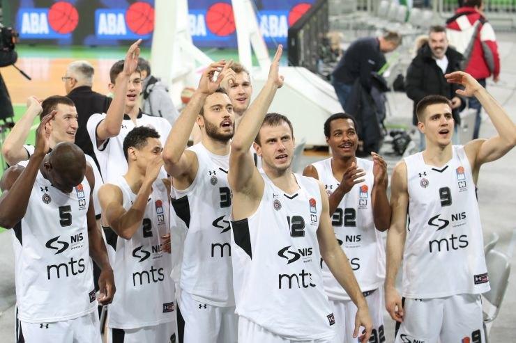 Renfro za pobedu Partizana na gostovanju Monaku