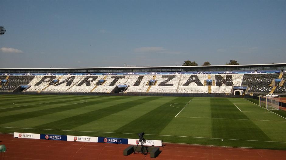 Partizan je povlašćen, ali neće biti lako