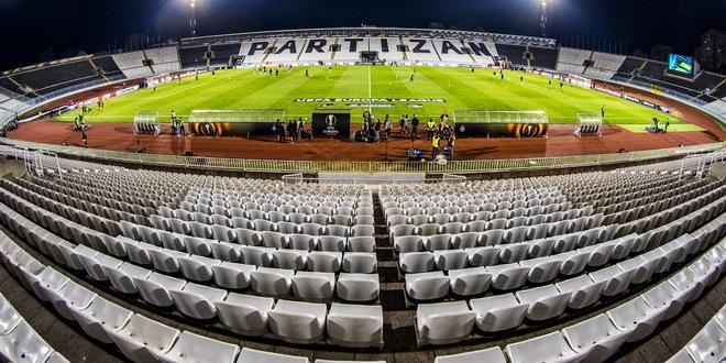 Partizan kažnjen mečom bez publike, oproštaj Ilića pred praznim tribinama