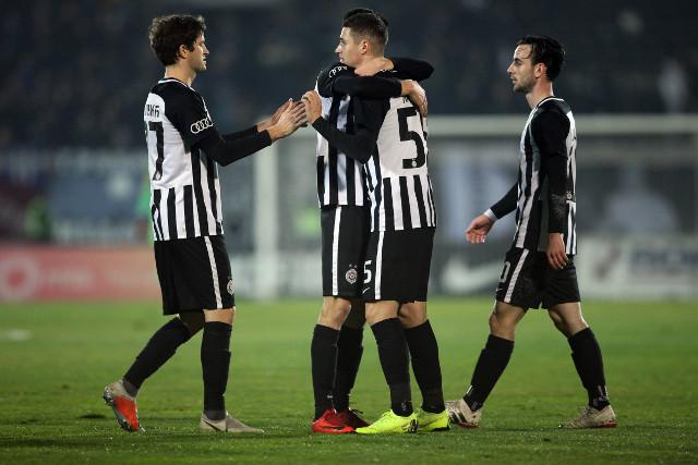 Partizan najubedljiviji ove sezone! (video)