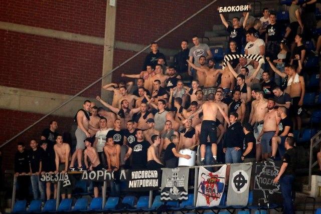 Partizan novčano kažnjen zbog uvredljivog skandiranja