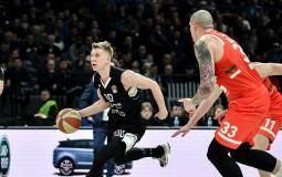 Partizan pobedio Cedevita Olimpiju trojkom Jaramaza