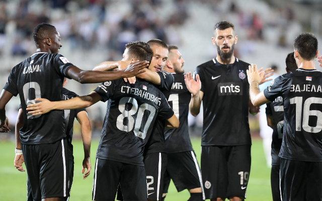 Partizan pobedio, Stojke se razbesneo u finišu! (video)