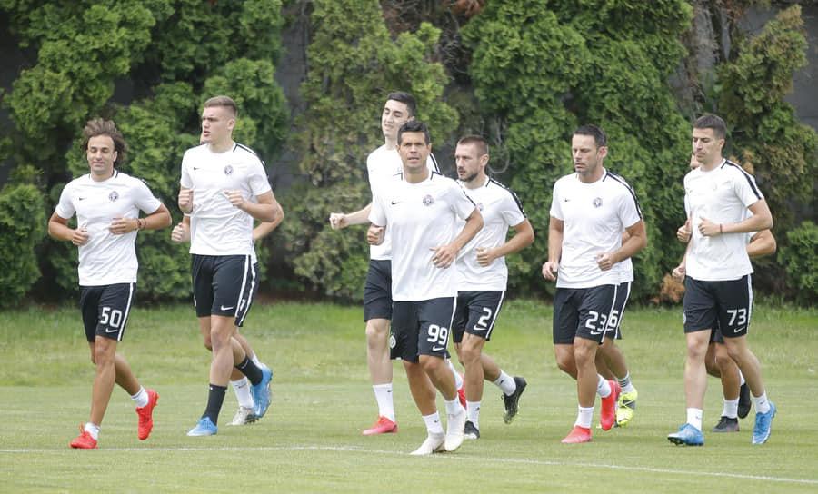 Partizan počeo pripreme; Stanojević: Polako ih uvodimo u rad