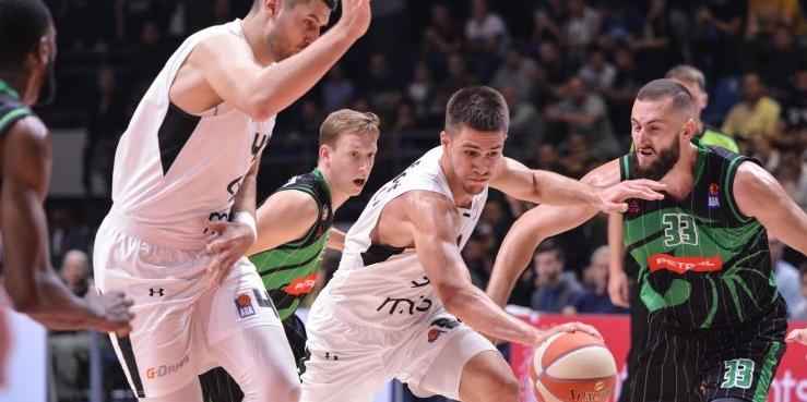 Partizan predvođen Zagorcem slavio protiv Olimpije