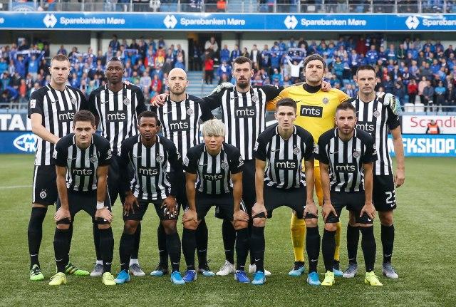 Partizan prijavio tim za Ligu Evrope