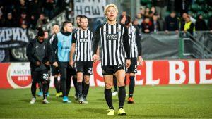 Partizan prosečan, ali slavio na Banjici protiv Rada u 20. kolu Superlige – 1:2