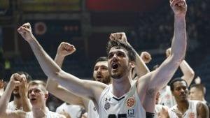 Partizan savladao Crvenu zvezdu u drugom meču finala Superlige Srbije – 73:72