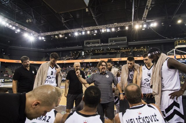 Partizan savladao Fenerbahče!