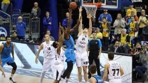 Partizan se porazom oprostio od Evrokupa