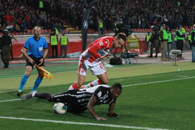 Partizan se predomislio nakon interesovanja Zvezde, krilni napadač može da bira! (video)