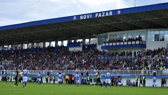 Partizan se u poslednjim mečevima u Novom Pazaru nije proslavio