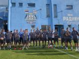 Partizan slavio u kišnoj Surdulici