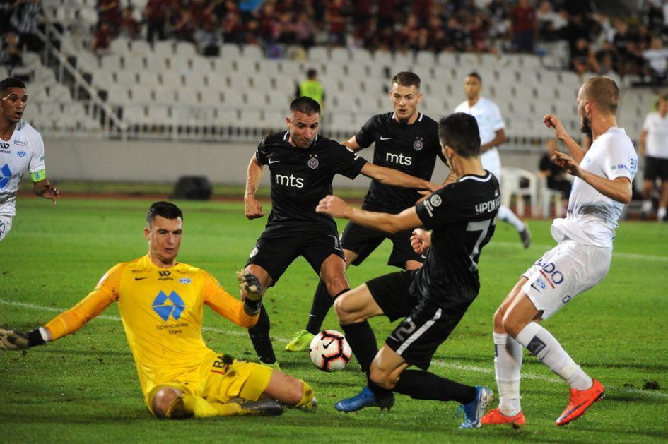 Partizan u Ligi Evrope!