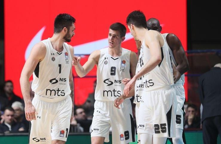 Partizan ubedljiv protiv Novog Pazara