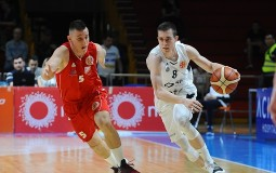 Partizan ubedljivo pobedio Vojvodinu