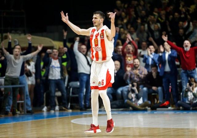 Partizan želi Nemanju Dangubića