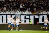 Partizanov rival se obrukao