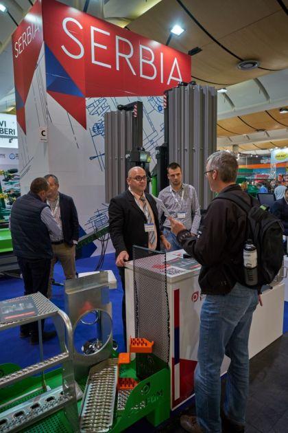 Partneri iz Evrope i Afrike: Srpski proizvođači na sajmu u Hanoveru
