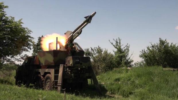 Pasars gađao srpskim raketama sa samonavođenjem