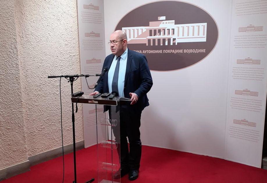 Pastor: Skupština AP Vojvodine 29. oktobra