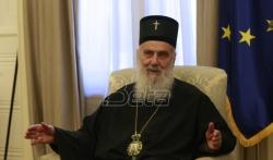 Patrijarh Irinej: Trudio sam se da vodim Crkvu ispravnim putem