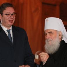 Patrijarh Irinej o KiM, EU, Srbima u regionu: Vučić se kao lav bori za Kosovo