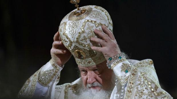 Patrijarh Kiril: Nova ukrajinska crkva - udruženje raskolnika