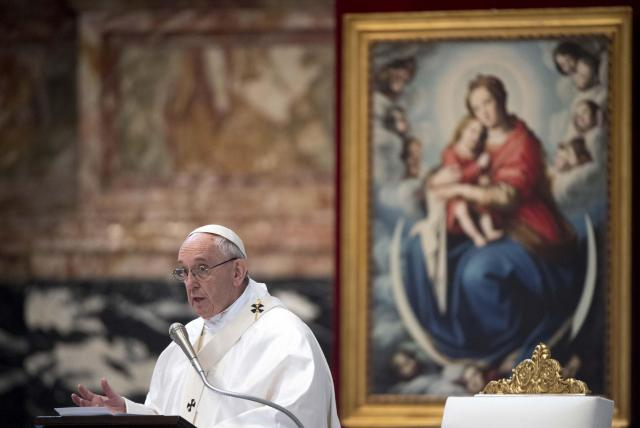 Patrijarh Kiril i papa Franja razgovarali o Siriji