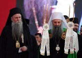 Patrijarh Porfirije: U Hristovoj crkvi nema Srba, Crnogoraca, Grka i Jevreja, Albanca i Hrvata
