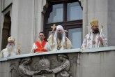 Patrijarh Porfirije u Jasenovcu: Ovo mesto užasa je temelj VIDEO/FOTO