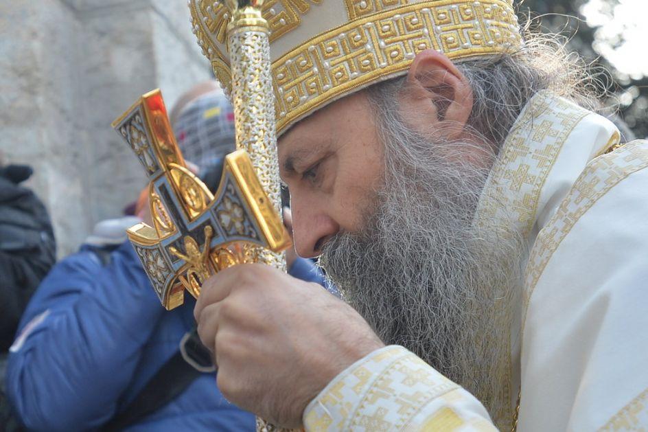 Patrijarh Porfirije preventivno u izolaciji