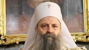 Patrijarh Porfirije zahvalio građanima na učešću u litiji na Spasovdan, slavu Beograda