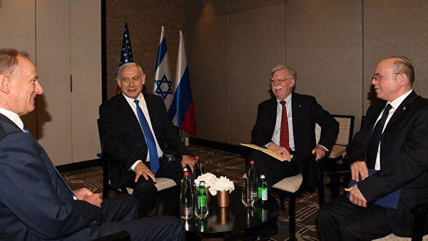 Patrušev: Rusija, SAD i Izrael se usaglasili oko većine pitanja povodom regulisanja sirijske kriz