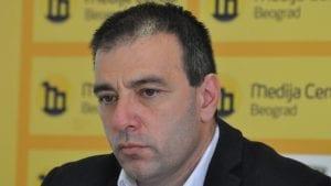 Paunović: Prelazna vlada korisna ali nije realno da se može sprovesti